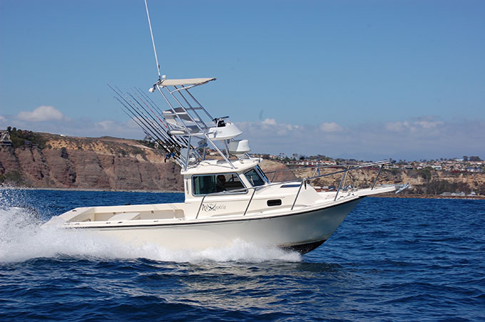 Fishing Boat Private Charter Dana Point Harbor