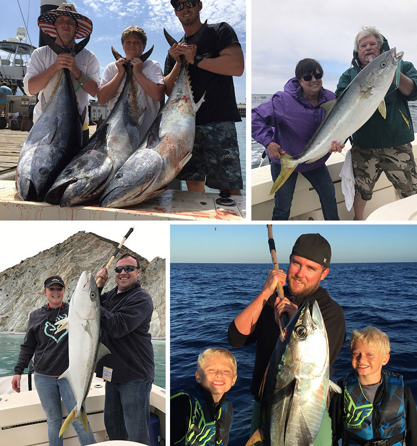 Featured Sportfishing Dana Point