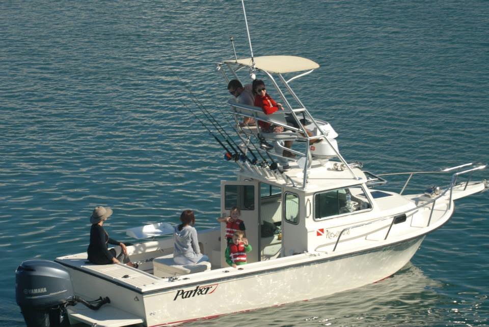 Sportfishing charters open party fishing 20 years expertise for Fishing dana point