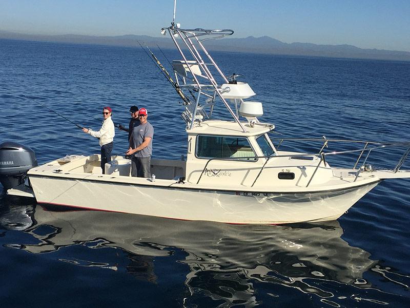 Fishing Charter 2017