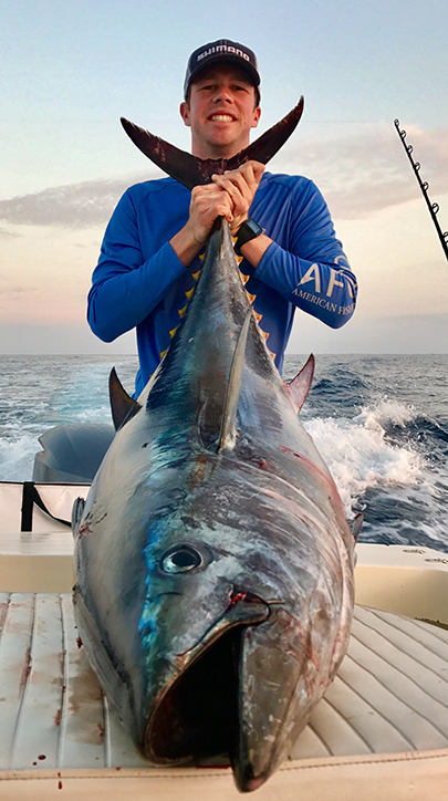 Catching Bluefin Tuna Open Party
