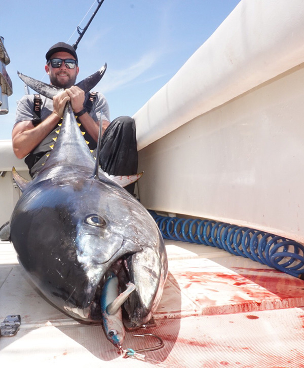2018 Bluefin Tuna Private Charter
